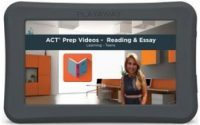 Mauri teaching the Reading & Essay ACT Prep Online Course